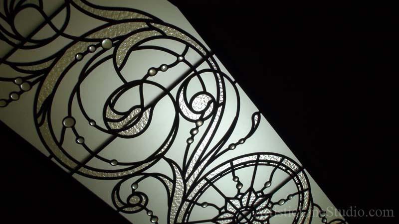 Ornamental ocanthus detail